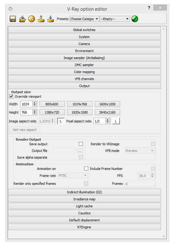 Automatizar los Renders con VRay