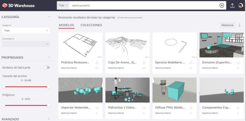 Cómo Descargar Componentes de la Warehouse en Versiones Antiguas de SketchUp
