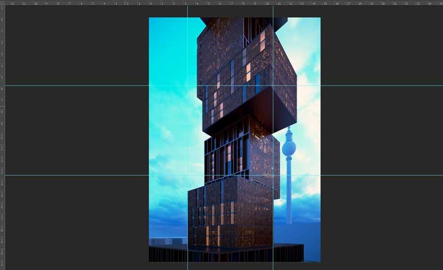 Guias photoshop arquitectura
