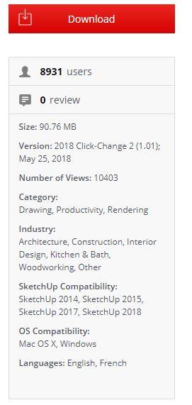 Detalle del plugin