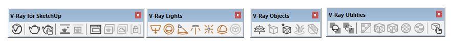 VFS: Main Toolbar